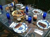 Backyard cookout. | Let's have a party | Pinterest