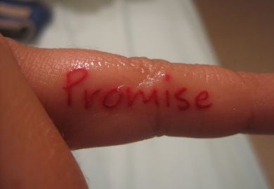 Pinky Promise Tattoo Designs