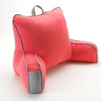 Backrest pillow  Dorm Ideas  Pinterest