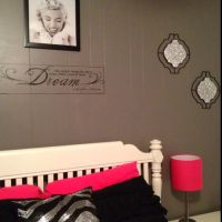 My Marilyn Monroe themed bedroom