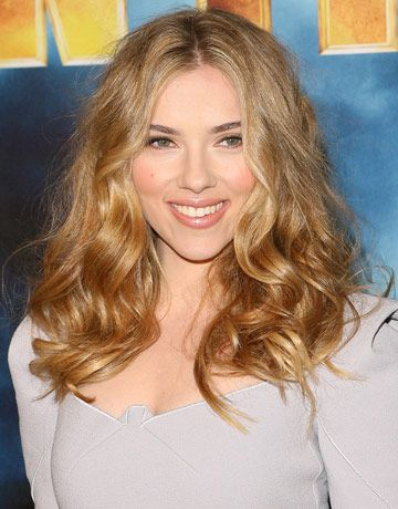 scarlett johansson hair color - Google Search