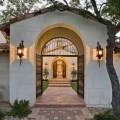 Entry to courtyard residential design inspiration pinterest