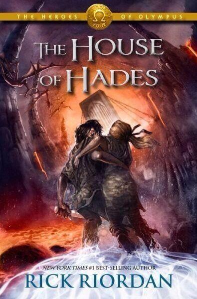 Rick Riordan's 'House of Hades' cover, synopsis unveiled! - Hypable.  OH MY BARKING GOSH IT'S BEAUTIFUL. Adkcnfjeoanekckaldbel!!!!!!!!  AAAAAAAAAAAAAAAAAAA!!!!!!!!!