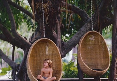 Hanging Chairs On Pinterest Wicker Chairs Wicker And Rattan