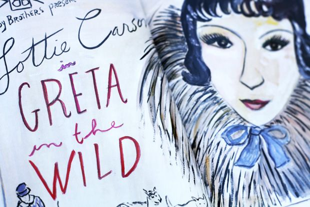 Image result for greta in the wild