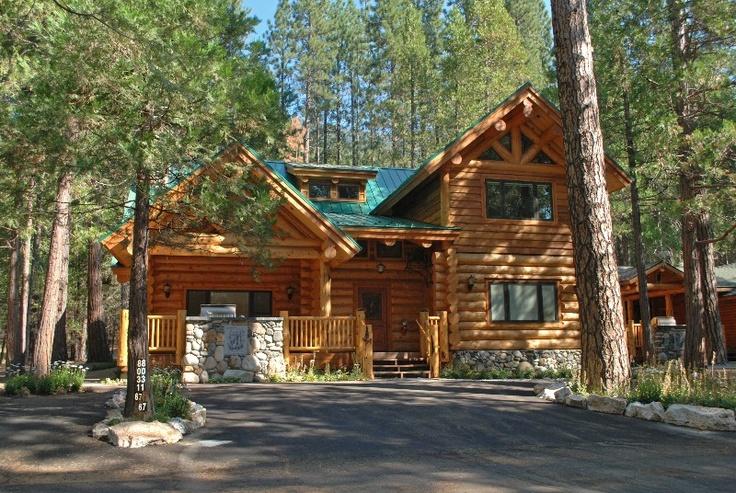 Yosemite Cabin Rentals Inside Park