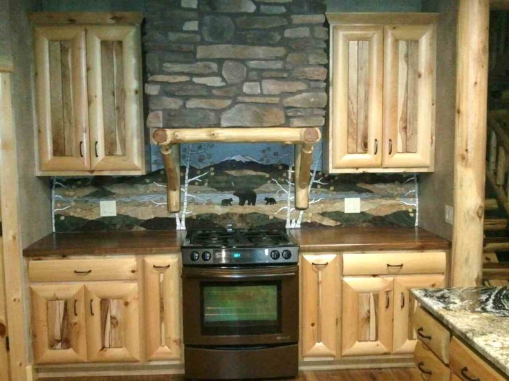 Decorative Rustic Kitchen Backsplash Ideas 20 Portraits