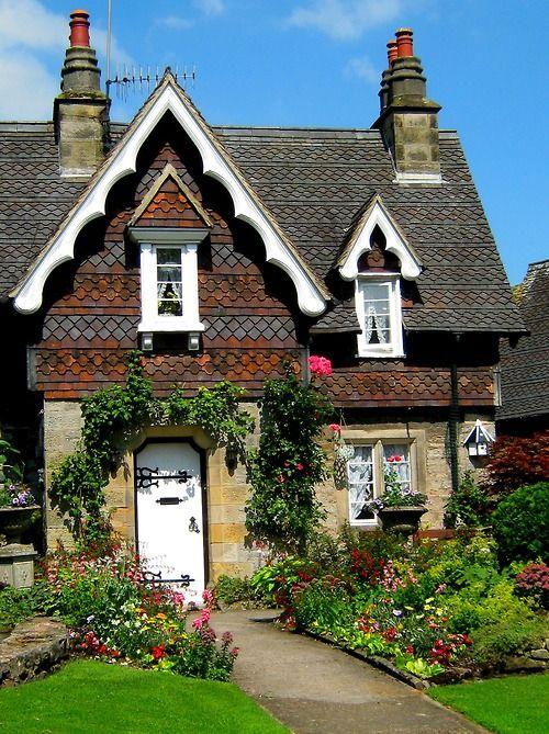 Ilam, Staffordshire,Peak District, England, UK