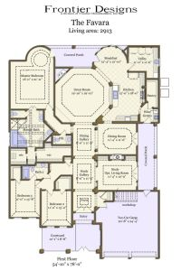 award winning floor plan | Dream Home! | Pinterest