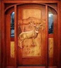 Cool front door. | Front Doors | Pinterest