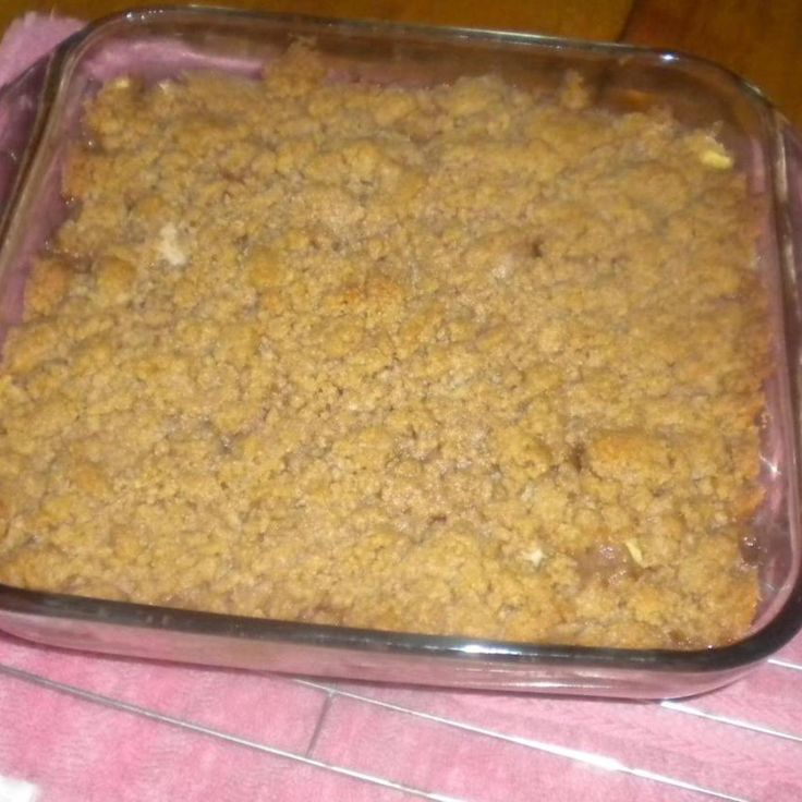 old fashion apple crisp recipes to try pinterest
