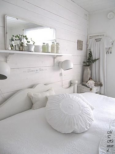 I like this idea, but there are tons of DIY headboards here