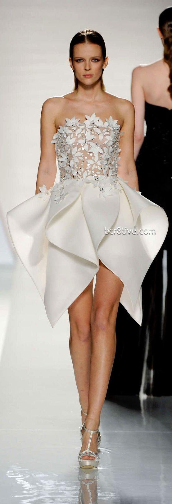 Fausto Sarli Spring Summer 2012 Couture<3