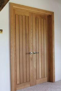 Oak Doors: Mexicano Doors Oak