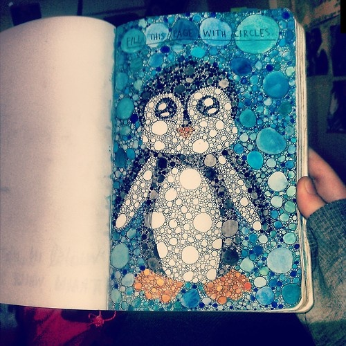aww this is so cute! & it's really amazing too! #wreckthisjournal