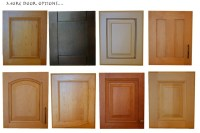 cabinet door types | Loxley? | Pinterest