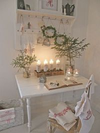 A vintage office space. by lacy | shabby chic decor ...