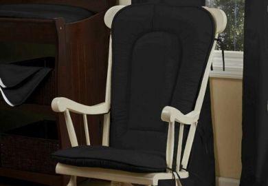 Black Rocking Chair For Nursery