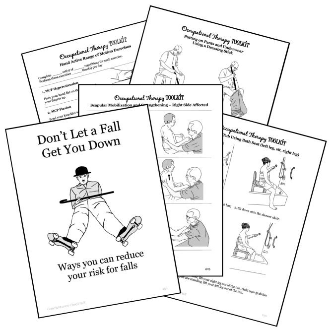 An Evidence Based Occupational Therapy Toolkit For