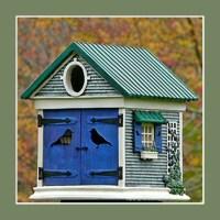 BirdBilt BHCC Cozy Cottage Bird House | Miniatures as ...