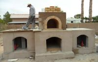 Phoenix Patio Fireplace Pizza Oven Combo | One Brick Oven ...