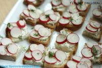 Tea Sandwiches, Bridal Shower Food Ideas   The Next Step ...
