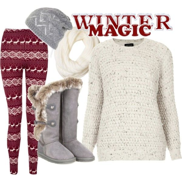 """winter"" by mnikacao on Polyvore"