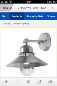 Outdoor lighting ikea | lighting | Pinterest