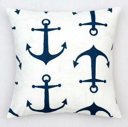 Hey, I found this really awesome Etsy listing at http://www.etsy.com/listing/153065933/anchor-pillow-cover-nautical-pillow
