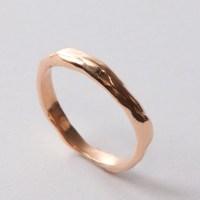 Rose Gold Ring: Rose Gold Ring Wrap