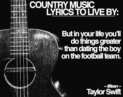 Taylor Swift fifteen... Love this song