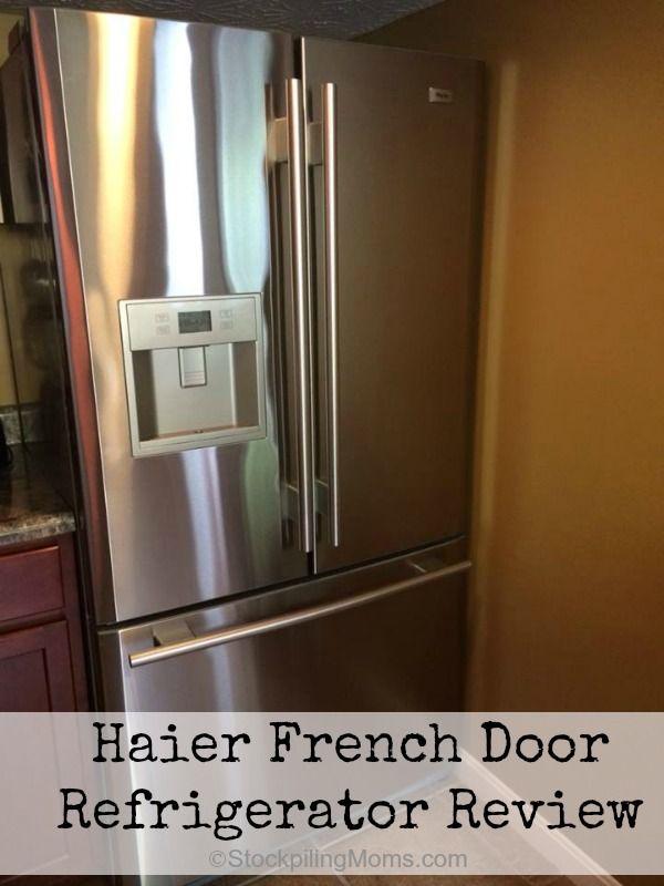 Haier French Door Fridge Review