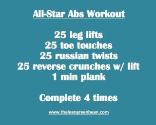 All-star Abs Workout