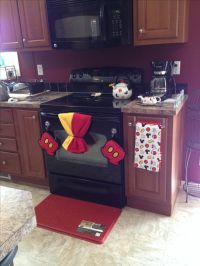 Mickey Mouse kitchen | For the Home | Pinterest