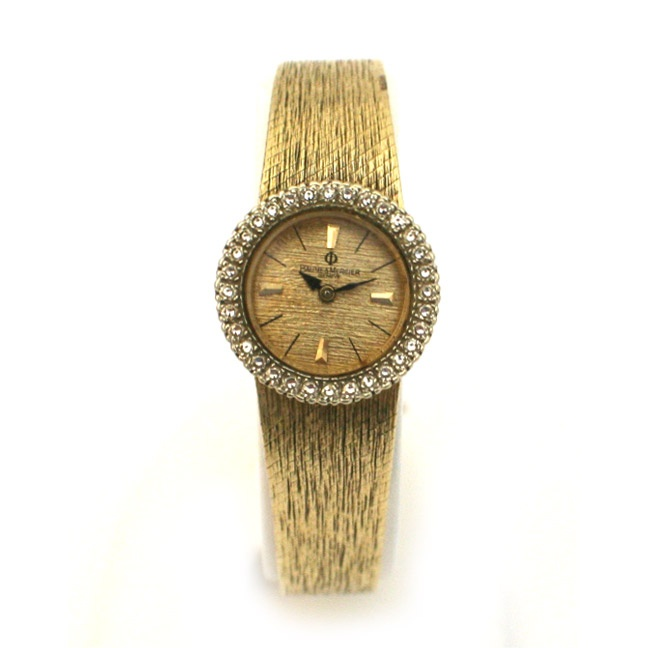 Vintage Baume Amp Mercier Watch My Obsession Watches