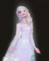 Frozen elsa wedding dress | Disney | Pinterest