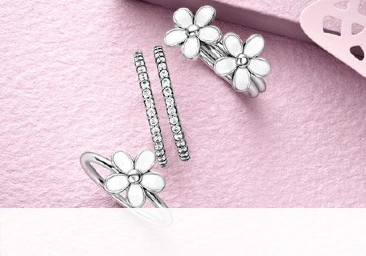 Pandora Rings Official Site