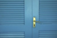 repurpose bifold doors | just b.CAUSE