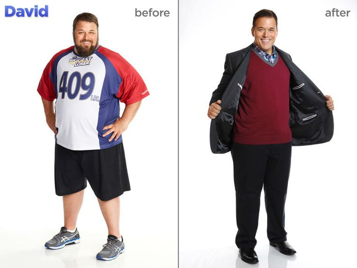 'The Biggest Loser' Season 15 Makeovers – David Brown Has lost 150lbs+ so far! Season isnt even over yet!