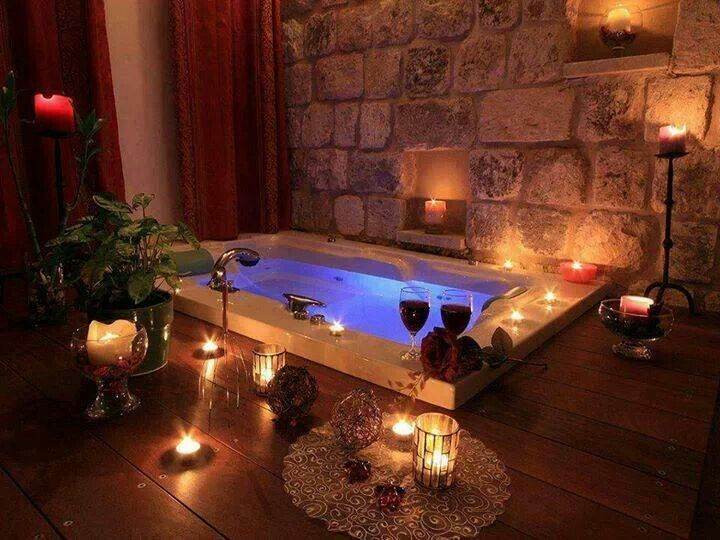 Hot tub heaven  things I love  Pinterest