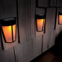 Solar Deck Lights   Gadgets   Pinterest