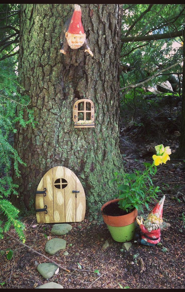 Gnome Garden Ideas Image Library