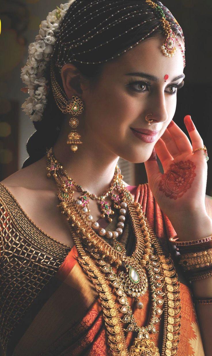 indian bridal jewellery  Jewellery  Pinterest
