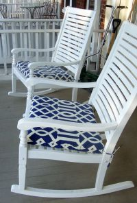 front porch, rocking chairs | Home Sweet Home | Pinterest