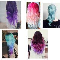 1000 Ideas About Unnatural Hair Color On Pinterest Hair ...
