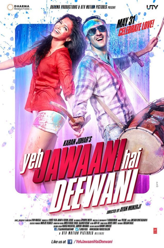 Yeh Jawaani Hai Deewani for Ranbir, Deepika