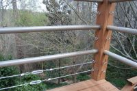 DIY tension cable railing 3
