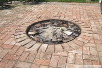 Brick Fire Pit | Casual Cottage