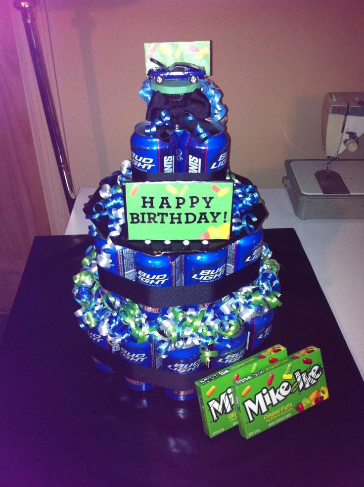 Happy Birthday Cake Order