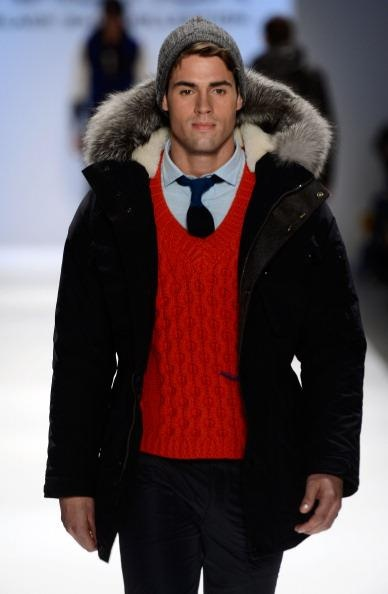 Nautica Mens Fall 2013 - Mercedes Benz Fashion Week